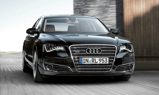 ราคารถใหม่ Audi ในตลาดรถยนต์ประจำเดือนมิถุนายน 2558