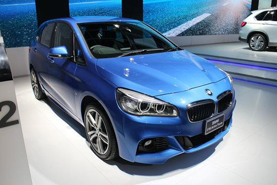 ราคารถใหม่ BMW ในตลาดรถยนต์ประจำเดือนมิถุนายน 2558