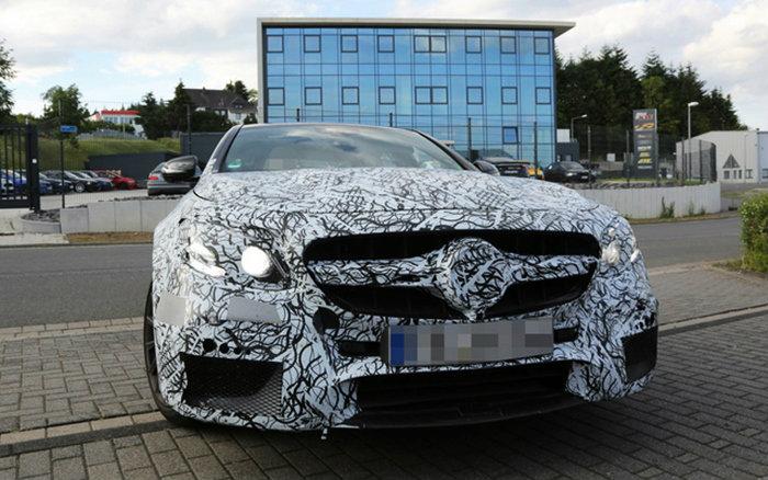 หลุด Mercedes-Benz E63 AMG เจเนอเรชั่นใหม่พกขุมพลัง 560 แรงม้า