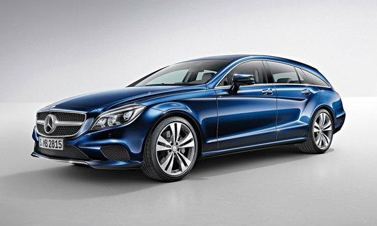 Mercedes-Benz CLS 2018 ใหม่ จะไม่มี Shooting Brake อีกต่อไป