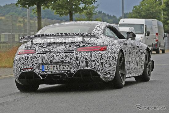 Mercedes-AMG GT3 ของจริงมาแน่ไม่เกินปี 2017