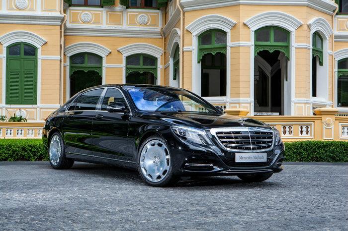 Mercedes-Maybach S500 เปิดตัวอย่างเป็นทางการในไทยเคาะ 15.9 ล้านบาท