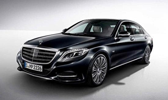 ราคารถใหม่ Mercedes Benz ในตลาดรถประจำเดือนกันยายน 2558