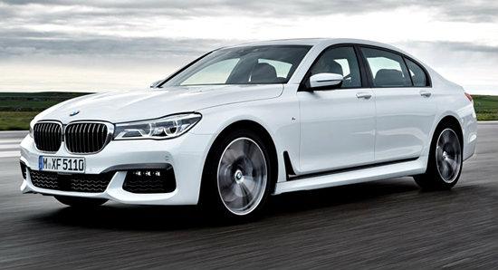 ราคารถใหม่ BMW ในตลาดรถยนต์ประจำเดือนกันยายน 2558