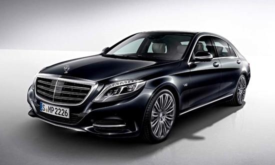 ราคารถใหม่ Mercedes Benz ในตลาดรถประจำเดือนธันวาคม 2558