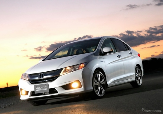 Honda Grace ขึ้นแท่นรถประหยัดน้ำมันสุดจากการใช้งานจริง 23.3 กม./ลิตร