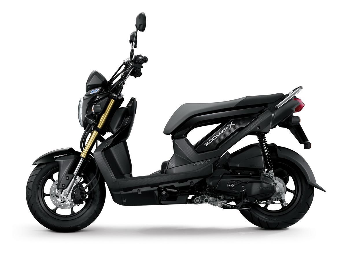 Honda Zoomer X ฉีกตลาด 2 ล้อ ...