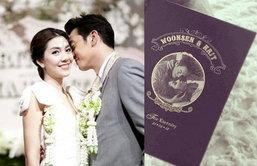 เลือกการ์ดแต่งงานแบบไหนให้เข้ากับธีมงานแต่งสไตล์หวาน
