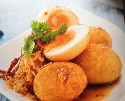 เมนูอาหารไทยไข่ลูกเขยรสเด็ด
