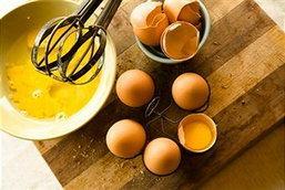 เคล็ดลับการเจียวไข่ให้น่ารับประทาน