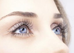 เทคนิคแสนง่ายแต่งดวงตาของสาวๆ ให้สวยกลมโต