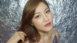 how to : Basic Brown Eye Red Lip แต่งหน้าง่ายๆกับตาสีน้ำตาลปากสีแดง