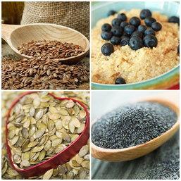เมล็ดธัญพืชลดน้ำหนัก 6 ชนิด ตัวช่วยพิชิตรูปร่างเพรียวงามสมใจ