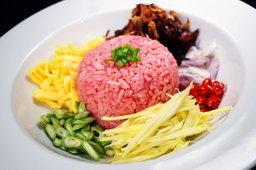 ใครไม่เคยกินข้าวคลุกกะปิเพราะไม่ชอบกลิ่นกะปิ เปลี่ยนมาเป็นข้าวผัดซอสเย็นตาโฟทรงเครื่องดูสิคะ อร่อยเหาะได้เลยน้า! By ChingCanCook