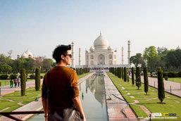 [ Video ] ตะลุยเดี่่ยว พาเที่ยวอินเดีย 15 วันตอนที่ 4(จบ) : พาไปสัมผัสทัชมาฮาล - จัยปูร์ - เดลี