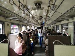 นั่งรถไฟเที่ยวกรุงเทพ ไม่ต้องจ่ายซักบาท ก็เหมือนได้ไปเที่ยวต่างจังหวัด