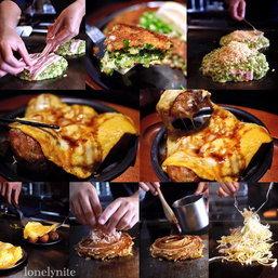 โอโคโนมิยากิสไตล์ต้นตำหรับแท้ๆในไทย กับเมนูใหม่ยอดนิยมที่ร้านโบเทจู (ฺBotejyu)
