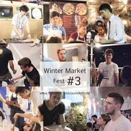 Winter Market Fest #3 ตลาดนัดศูนย์รวมความแซ่บ