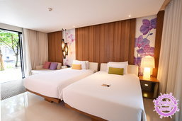 พักผ่อนแสนสบายท่ามกลางมวลไม้เมืองหนาว @Dasada the Flower Es'senses Resort Khao Yai