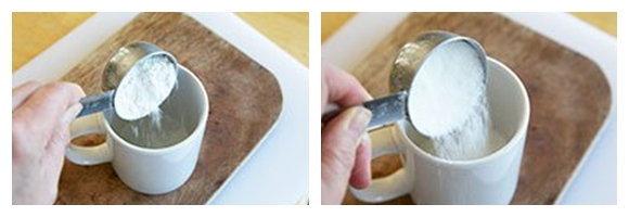 Brownie in a Mug 1-2