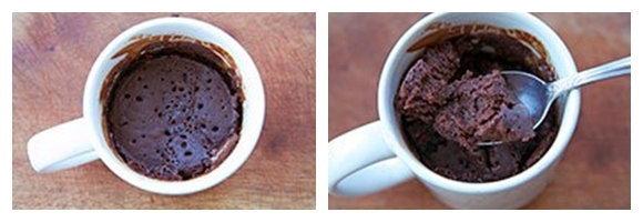 Brownie in a Mug 11-12