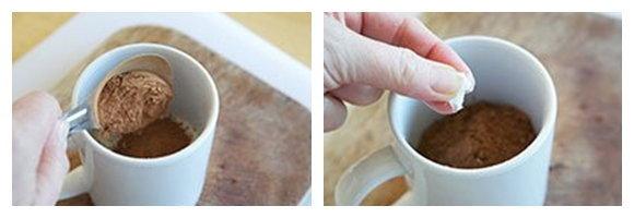 Brownie in a Mug 3-4