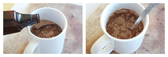 Brownie in a Mug 9-10