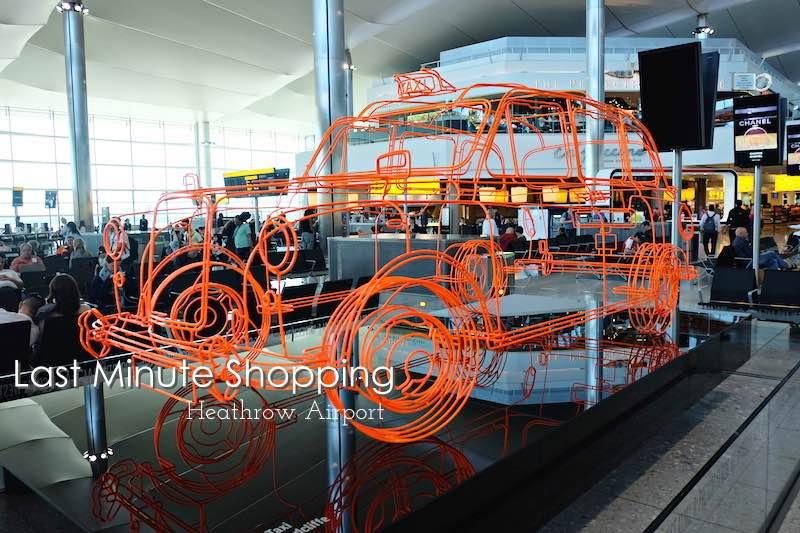 Last Minute Heathrow Airport