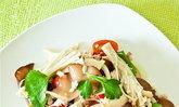 """อร่อยได้สุขภาพกับเมนู """"ยำเห็ดเข็มทอง"""" อาหารลดน้ำหนัก ..สำหรับคนอยากผอม"""