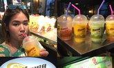 REVIEW ฮักขนาด@น่าน ร้านน้ำผลไม้ปั่นสุดชิคเพื่อคนรักสุขภาพ ย่าน Asiatique