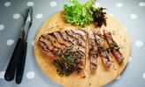 สเต็กเนื้อน้ำมันหอยราดแจ่ว สูตรนี้ใครได้กิน...ทั้งรักทั้งหลงแน่นอน! ฟินเฟ่อร์! By Ching Can Cook