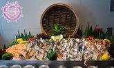 สาวกซีฟู้ดห้ามพลาด! อิ่มไม่อั้นกับบุฟเฟต์อาหารทะเลที่ The Square @ Novotel Bangkok Platinum Pratunam