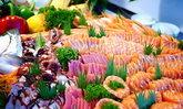 Saturday Seafood Buffet ณ โรงแรมชาเทรียม เรซิเดนซ์ สาธร