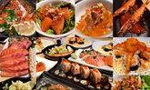 NETA FISH and MEAT บุฟเฟต์อาหารญี่ปุ่น อิ่มไม่อั้นกว่า 100 เมนู!!