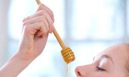 เคล็ดลับเพื่อผิวสวยคงความชุ่มชื้นด้วยน้ำผึ้ง