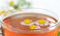 ชาขิงและชาดอกคาร์โมมายล์ ประโยชน์ดีๆ ที่หาจิบง่ายใกล้ตัว