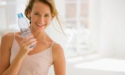 5 ประโยชน์สุดว้าว! ..ที่การดื่มน้ำเปล่ามีให้สุขภาพเต็มๆ