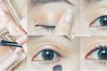 รีวิว : เทคนิคแต่งตาแบบง่ายๆ ที่ใครก็ทำได้ พร้อมสวอชสีพาเลทตา