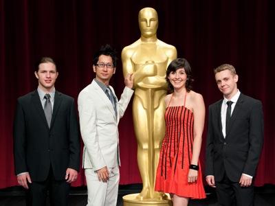 """เจ๋ง! นักเรียนไทยคว้ายอดเยี่ยมรางวัล """"ออสการ์"""""""
