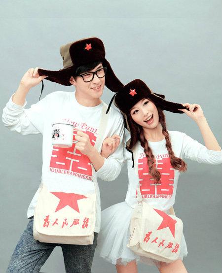 แฟชั่นเสื้อผ้าคู่รัก สุดหวาน!!!