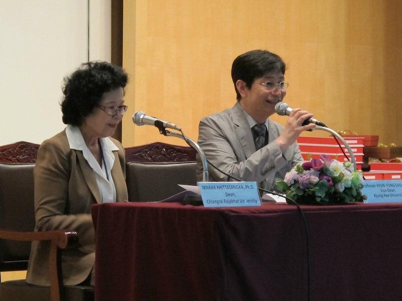 มรช.จัดประชุมวิชาการนานาชาติ นักวิชาการ แนะเร่งพัฒนาภาษารับประชาคมอาเซียนปี 2558