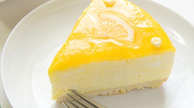 No Bake Lemon Cheese Cake (เลมอน ชีสเค้ก แบบไม่ใช้เตาอบ)