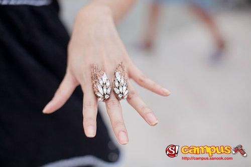 แฟชั่นสาวสวย เมย์ สิรินทร์ หวานใจ ตูมตามเดอะสตาร์  Sanook Event