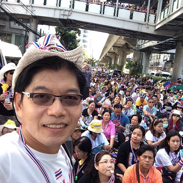 นักข่าวที่มีผู้ติดตามผ่าน Facebook มากที่สุดในประเทศไทย