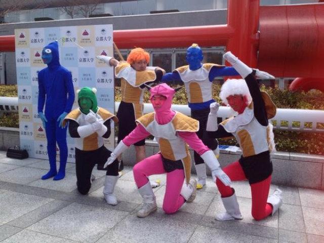 Cosplay วันรับปริญญา ของมหาวิทยาลัยเกียวโต แซ่บเวอร์ (มีคลิป)