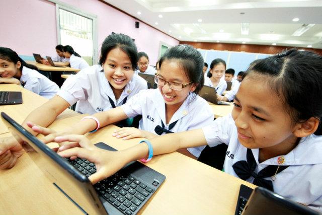 หัวใจของห้องเรียนอัจฉริยะแห่งศตวรรษที่ 21