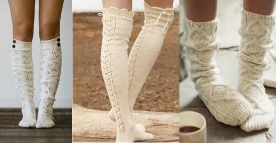 แฟชั่นถุงเท้าเก๋เท่โดนใจวัยรุ่นต้อนรับฤดูหนาว