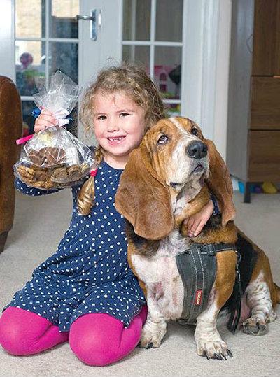 อึ้ง... เด็ก 6 ขวบ เจ้าของธุรกิจ ขนมปังสำหรับสุนัข