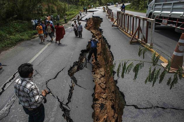 รวมมิตรคำศัพท์เกี่ยวกับแผ่นดินไหว ที่เพื่อนๆ ควรรู้