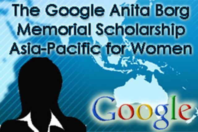 Googleช่วยค่าเรียนสตรีทั้งป.ตรี-โท-เอก